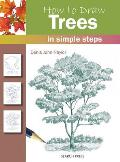 How to Draw Trees in Simple Steps (How to Draw)