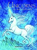 Unicorns In Watercolour