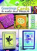 Greetings Cards To Make & Treas