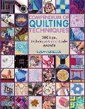 Compendium of Quiltmaking Techniques