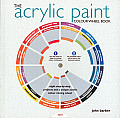 Acrylic Paint Colour Wheel Book