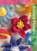 Knitted Flowers (Twenty to Make) Cover