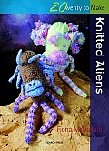 Knitted Aliens (Twenty to Make) Cover