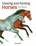 Drawing & Painting Horses Cover