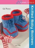 Knitted Baby Booties (Twenty to Make) Cover