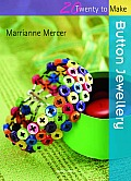Button Jewellery (Twenty to Make) Cover