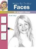 How to Draw Faces in Simple Steps