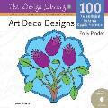 Art Deco Designs (Design Library)