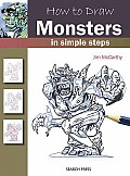 How to Draw Monsters in Simple Steps (How to Draw)
