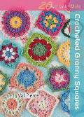 Crocheted Granny Squares (Twenty to Make) Cover