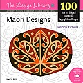 Maori Designs (Design Library) Cover