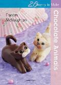 Chocolate Animals (Twenty to Make) Cover