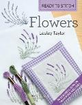 Ready to Stitch: Flowers (Ready to Stitch)