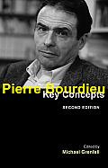 Pierre Bourdieu Key Concepts
