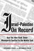 Israel-palestine on Record (07 Edition)
