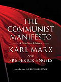 The Communist Manifesto: A Modern Edition Cover