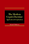 The Modern Cy-Pres Doctrine: Applications and Implications