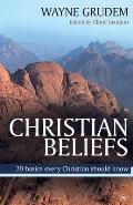 Christian Beliefs: 20 Basics Every Christian Should Know