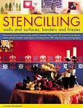 Stenciling Walls & Surfaces Borders & Friezes