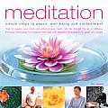 Meditation Simple Steps to Peace Well Being & Contentment
