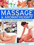 Book of Step-By-Step Massage & Aromatherapy