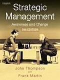 Strategic Management: Awareness, Analysis and Change