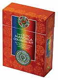Celtic Mandala Coloring Kit All You Need to Create 12 Stunning Celtic Greeting Cards
