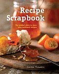 Recipe Scrapbook The Perfect Place to Store Your Treasured Recipes