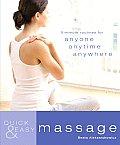 Quick & Easy Massage