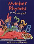 Number Rhymes To Say & Play