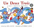Un Deux Trois First French Rhymes With CD