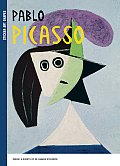 Pablo Picasso (Sticker Art Shapes) Cover