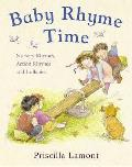 Baby Rhyme Time: Nursery Rhymes, Action Rhymes and Lullabies