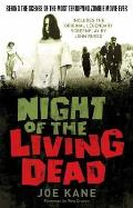 Night of the Living Dead: Behind the Scenes of the Most Terrifying Zombie Movie Ever Cover