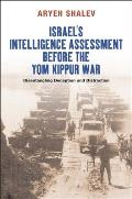 Israel's Intelligence Assessment Before the Yom Kippur War: Disentangling Deception and Distraction