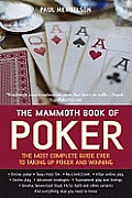 Mammoth Book of Poker