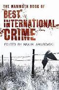 Mammoth Book Best International Crime