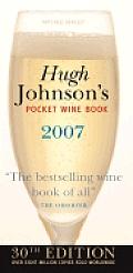 Hugh Johnsons Pocket Wine Book 2007