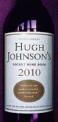 Hugh Johnsons Pocket Wine Book 2010