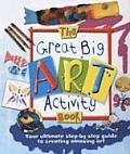 Great Big Art Activity Book