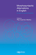 Morphosyntactic alternations in English; functional and cognitive perspectives