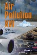 Air pollution XVI; proceedings