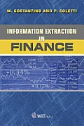 Information Extraction in Finance