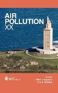 Air pollution XX; proceedings