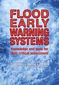 Flood Early Warning Systems: Knowledge and Tools for Their Critical Assessment