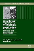 Handbook of Biofuels Production: Processes and Technologies