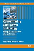 Concentrating Solar Power Technology: Principles, Developments and Applications