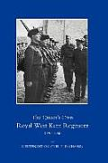 Queenos Own Royal West Kent Regiment 1920-1950