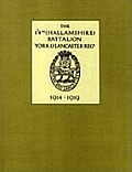 1/4th (Hallamshire) Battalion, York and Lancaster Regiment1914 - 1919