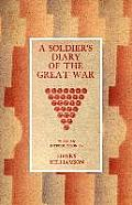 Soldieros Diary of the Great War